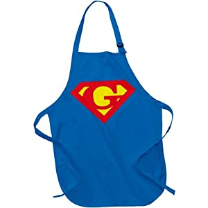 Super Gay Bib Apron