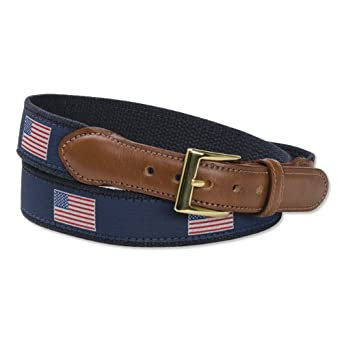Orvis Men's American Flag Belt, 44