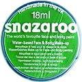 Snazaroo Face Paint 18ml Bright Green (444)