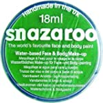Snazaroo Face Paint 18ml Bright Green...