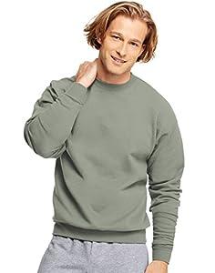 Hanes ComfortBlend Long Sleeve Fleece Crew - p160