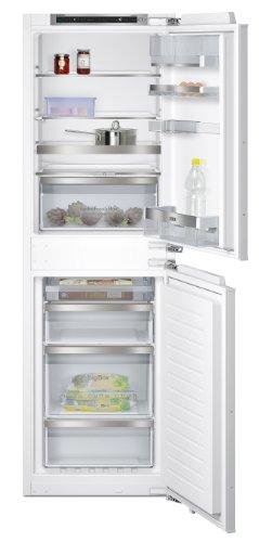 Siemens KI86SAD40 Einbau-Kühlschrank / A+++ / Kühlen: 195 L / Gefrieren: 77 L / SuperGefrieren / Flachschanier