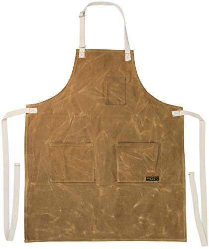 Readywares Waxed Canvas Utility Apron Arts Entertainment Hobbies ...