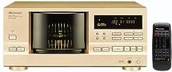 PIONEER PD-F908 101枚ファイルタイプCDプレイヤー (premium vintage)