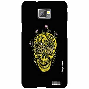 Design Worlds Samsung I9100 Galaxy S2 Back Cover Designer Case and Covers