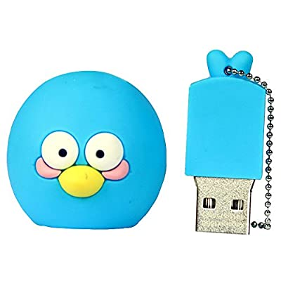 Pen Drive Blues Angry Bird Cartoon Character Shape 16 GB USB 2.0 Pen Drive ZT14002
