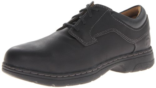 Timberland Pro Men S Branston Black Oxford Work Shoe