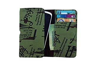 ATV Printed Pouch Case Flip Cover For Oppo Neo 3