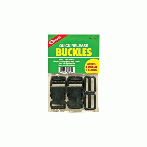 Check Out This Coghlan's 1-Inch Quick Release Buckles