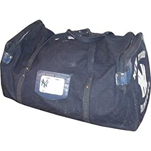 Curtis Granderson #14 2010 Yankees Game Used Equipment Bag (MLB Auth) - Game Used MLB Stadium Equipment
