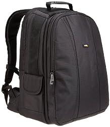 AmazonBasics DSLR and Laptop Backpack (Grey)