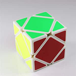 MoYu Skewb Speed Cube Puzzle White Base