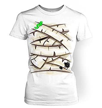Mummy Costume Womens T-shirt