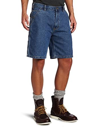 Wolverine Men's Hammerloop Short, Denim, 30