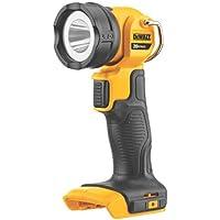 Dewalt DCL040 110-Lumen LED Handheld Rechargeable Battery Flashlight - Manufacturer Refurbished