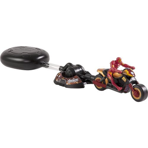 Marvel Toys Iron Man Action Cycle - 1