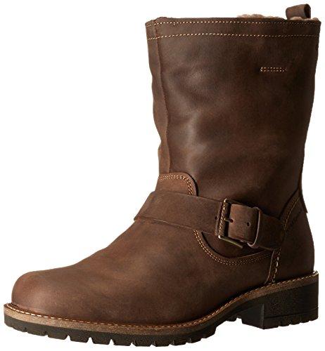 ECCO ELAINE, Damen Biker Boots, Braun (COCOA BROWN), 38 EU (5 Damen UK)