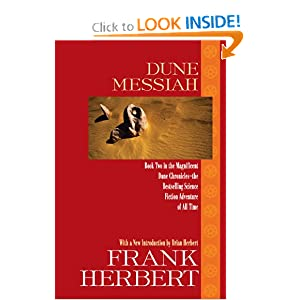 Dune Messiah (Dune Chronicles) by Frank Herbert