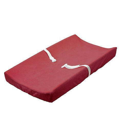Babies R Us Deluxe Changing Pad Cover - Coral Red