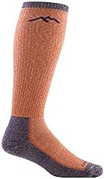 Darn Tough Merino Wool Mountaineering Extra Cushion Sock - Men\'s Orange Large