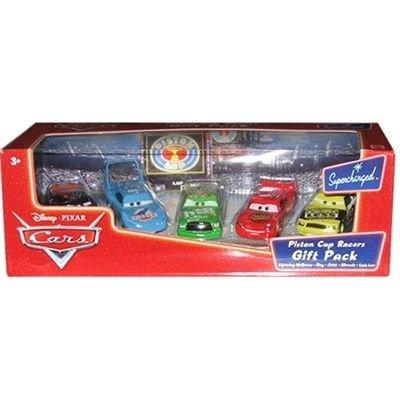 Disney Pixar Cars Piston Cup Racers Gift Pack