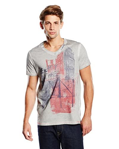 Pepe Jeans London T-Shirt Manica Corta Steadys [Grigio]
