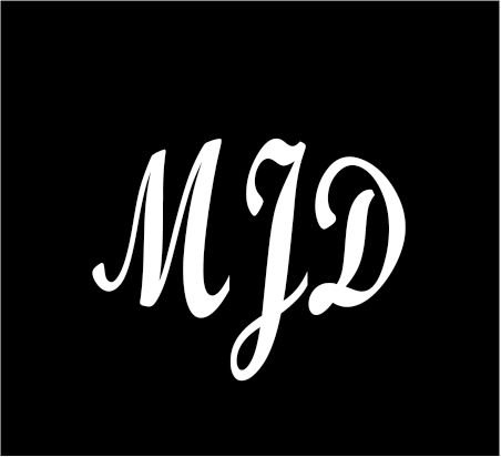3-white-monogram-3-letters-mjd-initials-bold-font-script-style-vinyl-decal-great-size-for-cups-or-mu