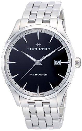 Hamilton H32451131 Jazzmaster Gent Quartz Reloj Hombre