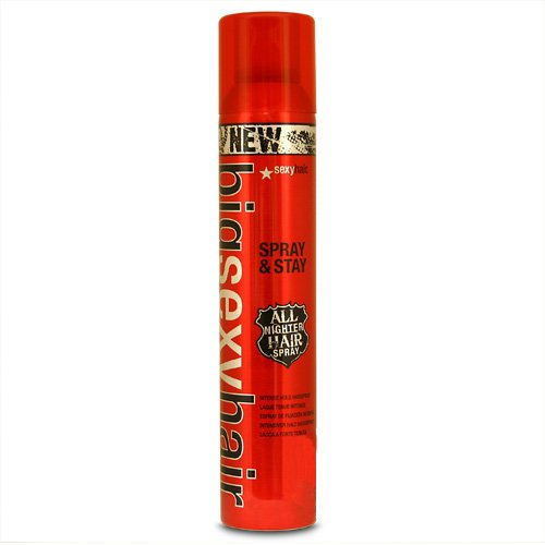 Sexy Hair Big Sexy Spray  &  Stay Hair Spray 265 ml (9 oz.) (Case of 6)