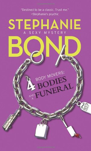 Image of 4 Bodies and a Funeral (Body Movers, Book 4)