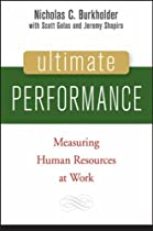 Ultimate Performance: Measuring Human Resources at Work