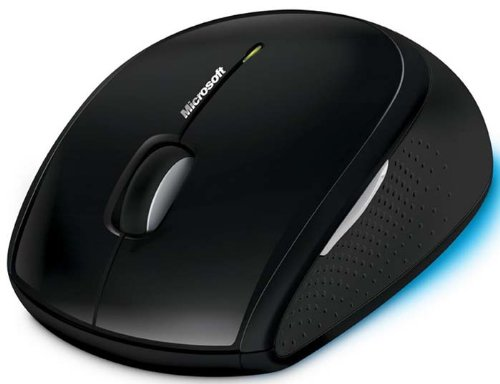 Microsoft Wireless Mouse 5000 (Color: Black)
