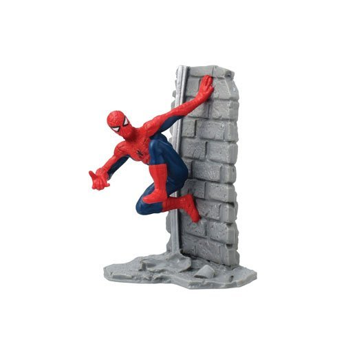 Action Figure - Marvel - Diorama Spiderman 2.75 New Licensed 68003