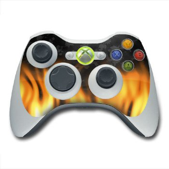 BBQ Design Skin Decal Sticker for the Xbox 360 Controller