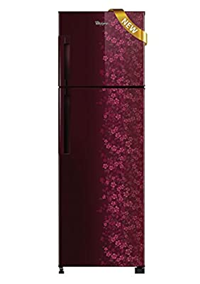 Whirlpool Neo Ic375 Royal Frost-free Double-door Refrigerator (360 Ltrs, 4 Star Rating, Wine Exotica)