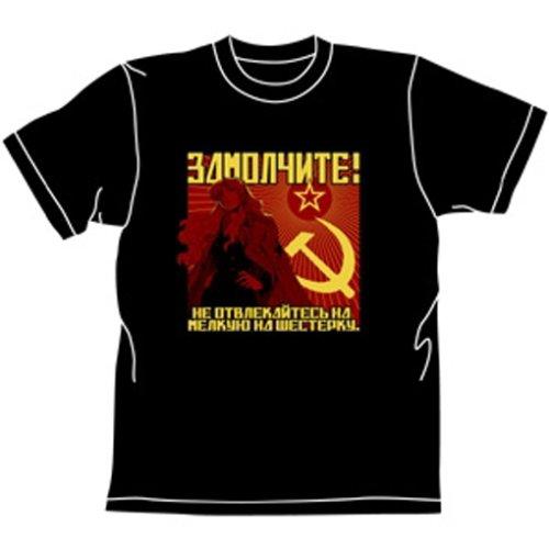 BLACKLAGOON バラライカTシャツ ブラック サイズ:L