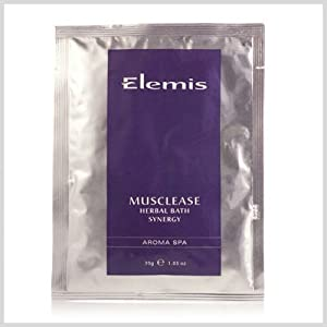 Elemis Sp@home Musclease Herbal Bath Synergy, 10.6 Ounce