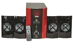 satin 4.1 multimedia speakers