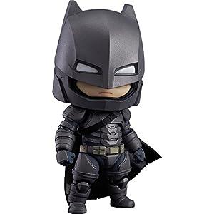 ねんどろいど バットマン vs スーパーマン ジャスティスの誕生 バットマン ジャスティス・エディション 塗装済み可動フィギュア