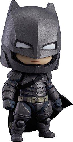 ねんどろいど バットマン vs スーパーマン ジャスティスの誕生 バットマン ジャスティス・エディション ノンスケール ABS&PVC製 塗装済み可動フィギュア