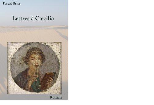 Couverture du livre Lettres à Caecilia