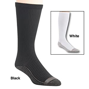 Dream Products Silver Lined Therapeutic Compression Socks