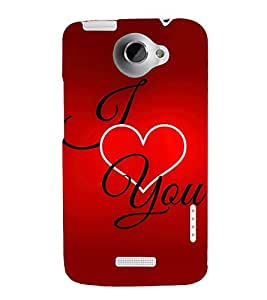 Fuson Premium Printed Hard Plastic Back Case Cover for HTC One X