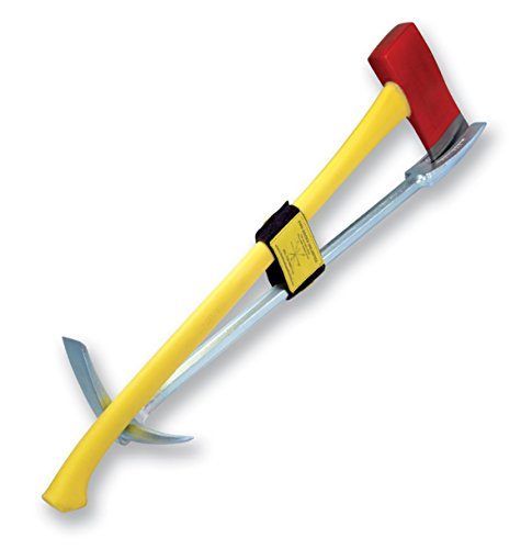 Leatherhead Tools KLB302 Halligan and Axe Yellow Fiberglass 36in. (Leatherhead Tools compare prices)
