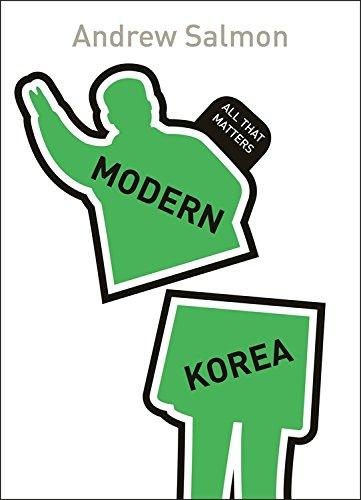 Modern Korea: All That Matters: Book