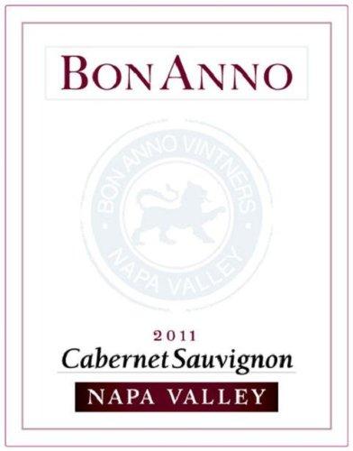 2011 Bonanno Cabernet Sauvignon, Napa Valley 750 Ml