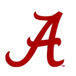 NCAA Express Alabama Crimson Tide Small Window Cling