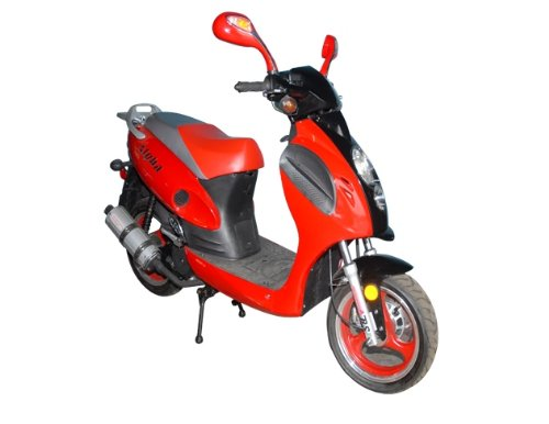 150cc Scooter sport style, Blue