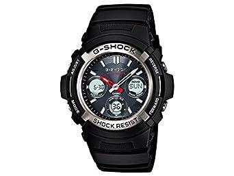 【クリックで詳細表示】カシオ CASIO Gショック スタンダード 電波タフソーラー 腕時計 AWG-M100-1AJF: 腕時計通販