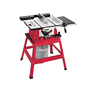 Safety table saw skil 3400 15 15 amp 10 inch table saw for 10 inch skilsaw table saw